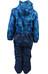 Color Kids Klement jumpsuit blauw/petrol